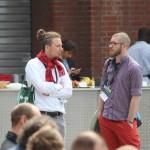 Johannes Lenz und Jo Wedenigg