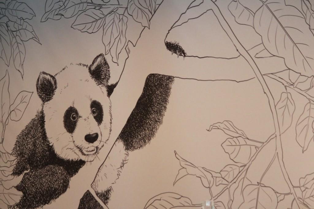 Der Panda symbolisiert das Wirken des WWF Deutschland nun schon seit 50 Jahren.