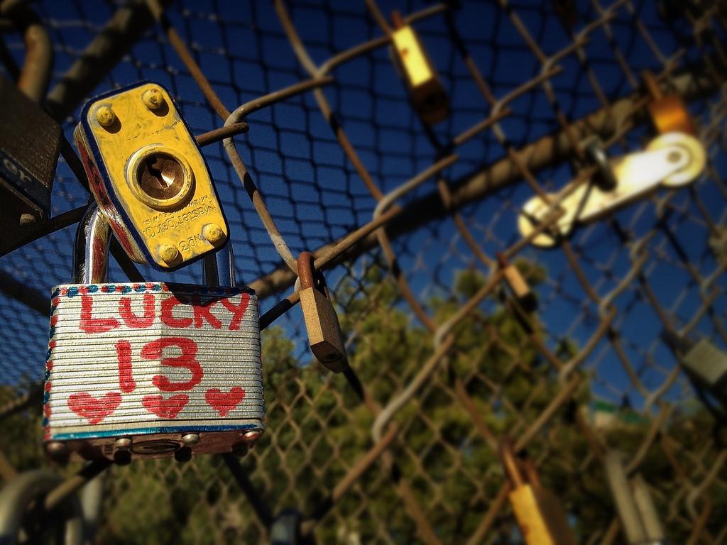 Das Jahr 2013 war für mich die Wilde 13 - im positiven Sinne (Bildnachweis: Ryan Vaarsi / flickr.com, Lizenz:CC-BY-SA).