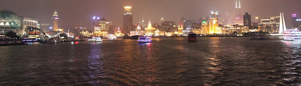 Eindrücke aus Shanghai: China zwischen Schein und Sein