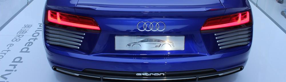 Auto der Zukunft: Warum Audi die Keynote zur ersten CES Asia halten durfte