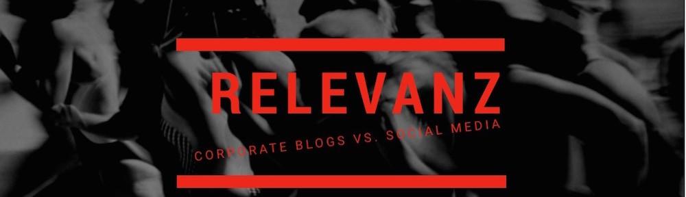Warum Corporate Blogs relevanter sind als Facebook und Twitter
